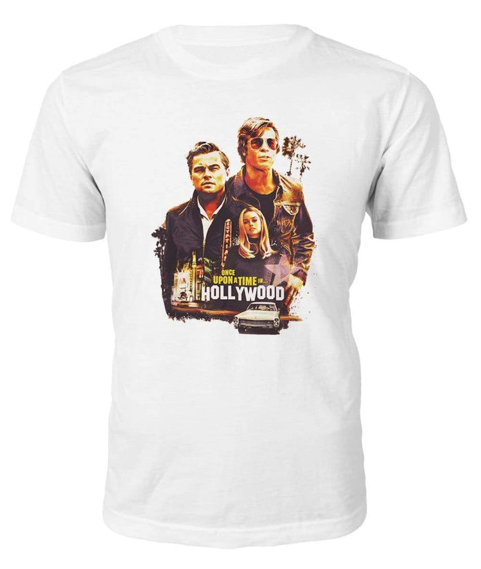 Once Upon a Time in Hollywood T-shirts, Hoodies and Merchandise