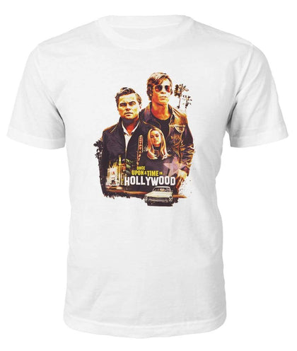 Once Upon a Time in Hollywood T-Shirt - T-Shirt