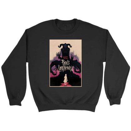 Pan's Labyrinth Sweatshirt - Sweat ras du cou / Noir / S - T-shirt