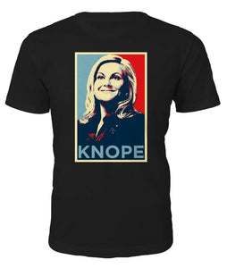 Parks and Recreation Leslie Knope T-shirt - T-shirt