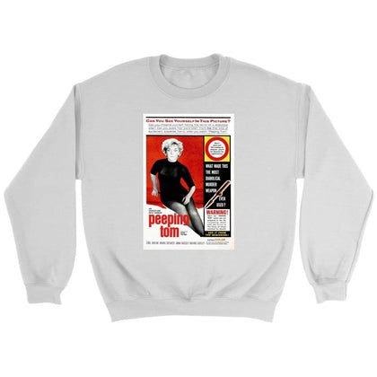 Peeping Tom Sweat - Sweat ras du cou / Blanc / S - T-shirt