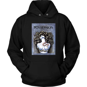 Possession Hoodie - Unisex Hoodie / Black / S - T-shirt