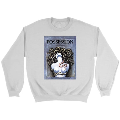 Possession Sweat - Sweat ras du cou / Blanc / S - T-shirt