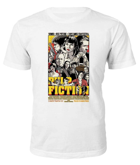 Pulp Fiction T-shirts, tröjor och merchandise