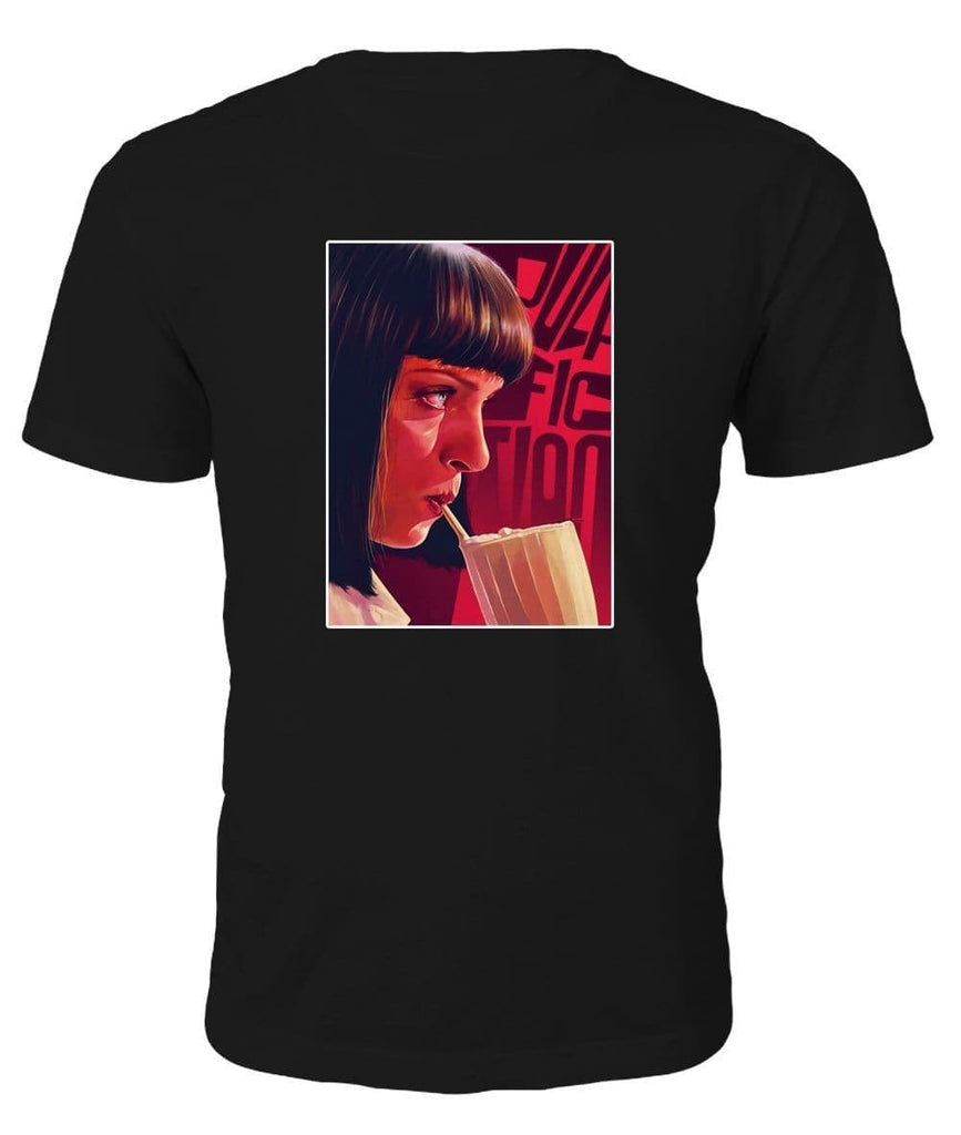 Pulp Fiction Mia Wallace T-paita - T-paita
