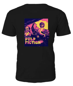 Pulp Fiction Music Edition T-shirt - T-shirt
