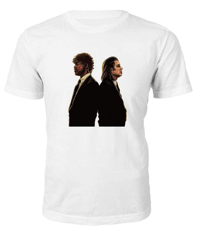 Pulp Fiction Vince and Jules T-shirt - T-shirt