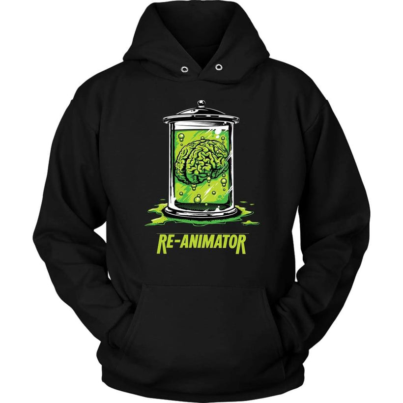 Re-Animator T-shirts, Hoodies and Merchandise