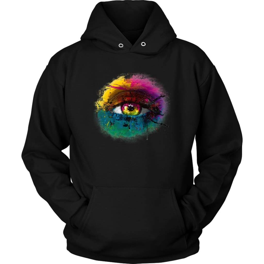 Requiem for a Dream Hoodie - Unisex Hoodie / Μαύρο / S - T-shirt
