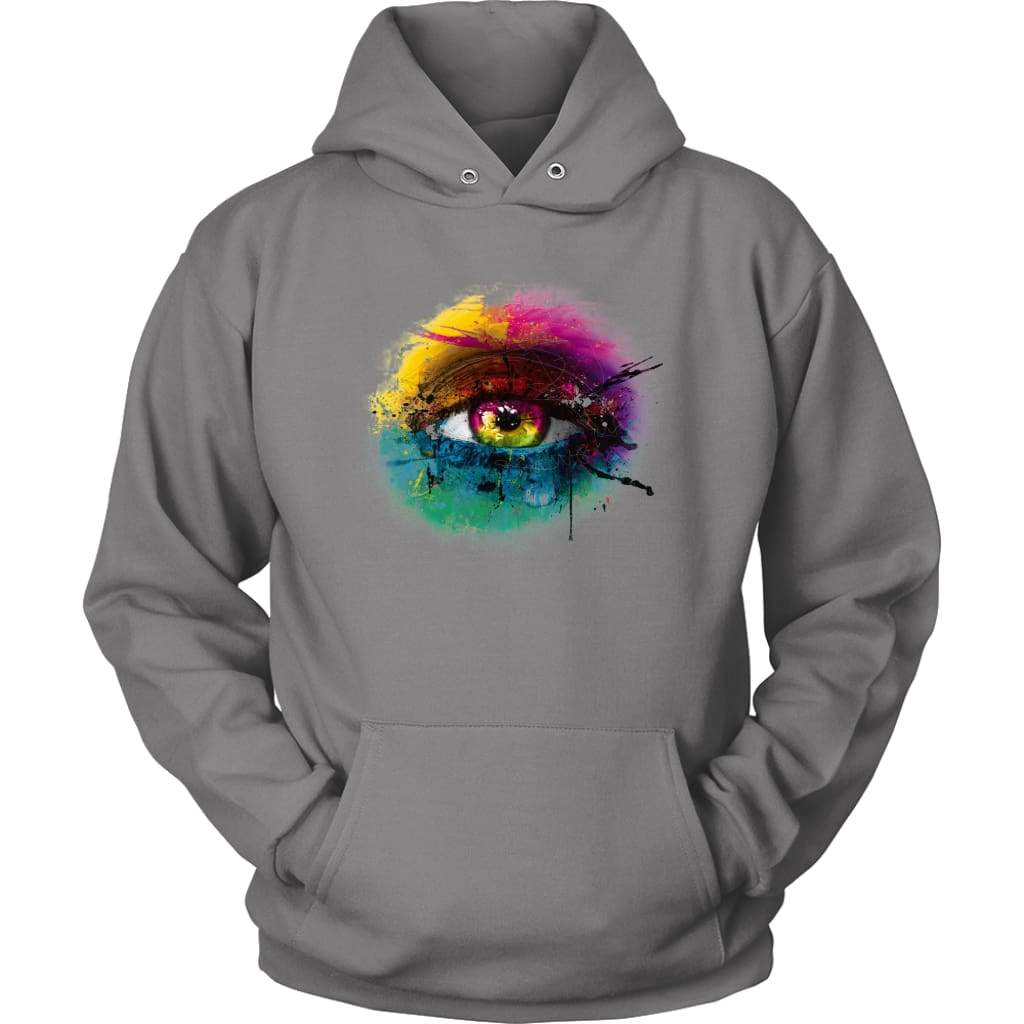 Requiem for a Dream Hoodie - Unisex Hoodie / Γκρι / S - T-shirt