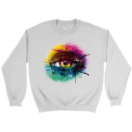 Requiem for a Dream Sweat - Sweat ras du cou / Blanc / S - T-shirt