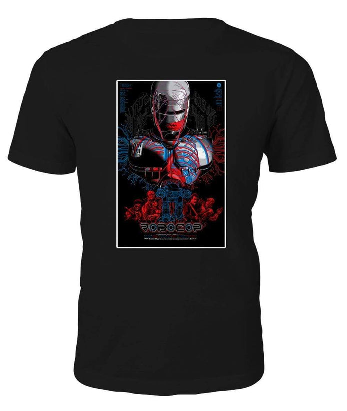 Robocop T-shirts, Hoodies and Merchandise