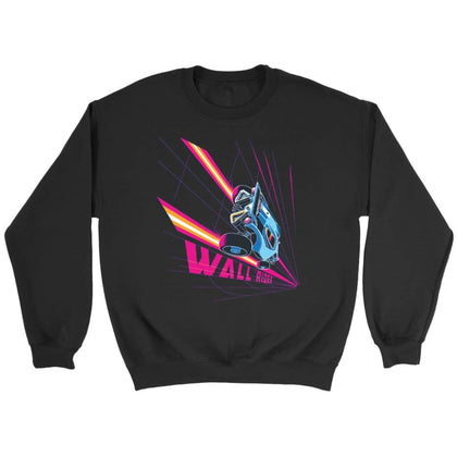 Rocket League Wall Rider Sweatshirt - Sweat ras du cou / Noir / S - T-shirt
