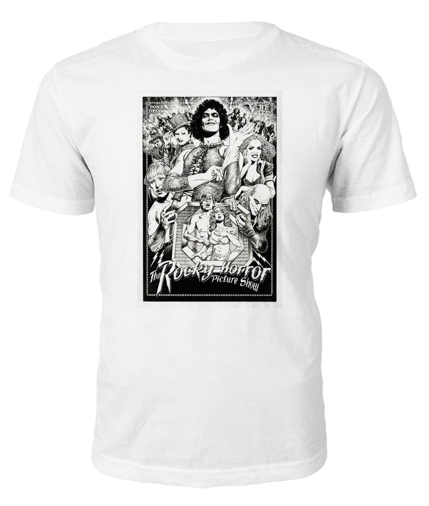 Rocky Horror Picture Show-T-Shirt - T-Shirt