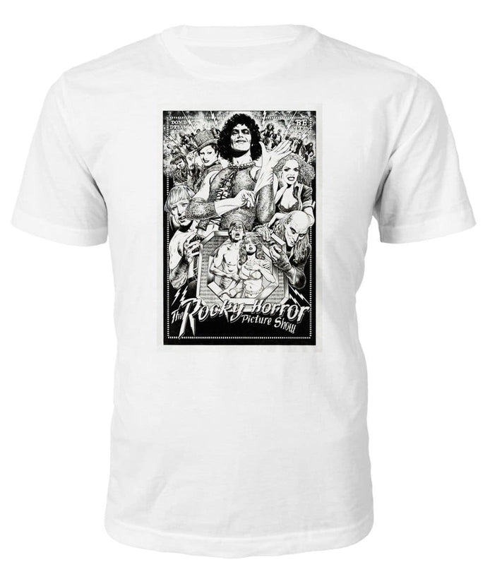 Rocky Horror Picture Show T-shirts, Hoodies and Merchandise