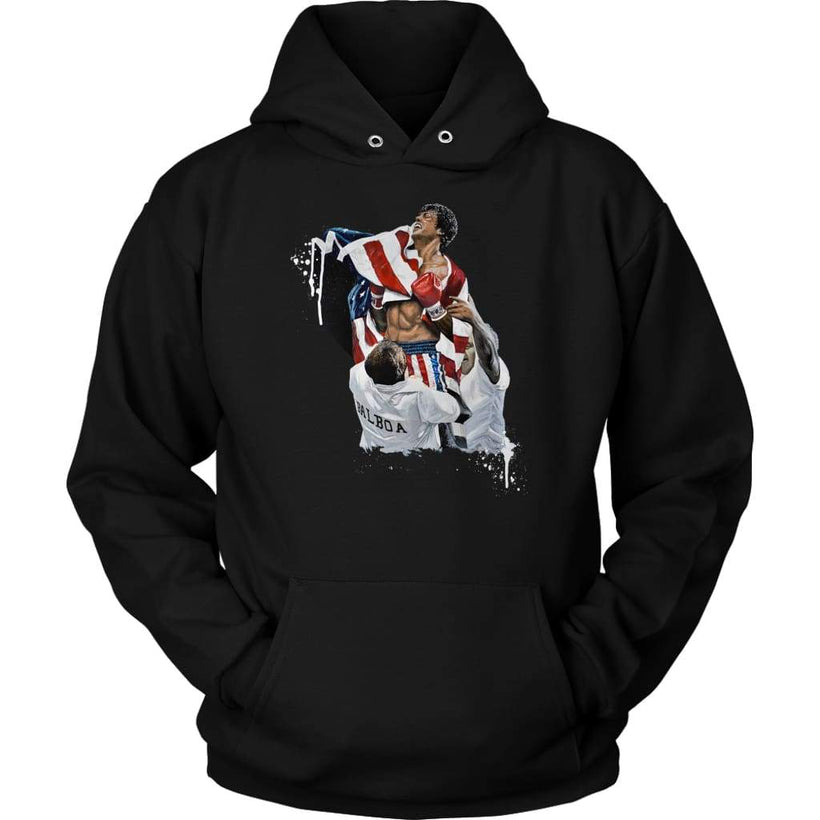 Rocky Balboa T-shirts, Hoodies and Merchandise