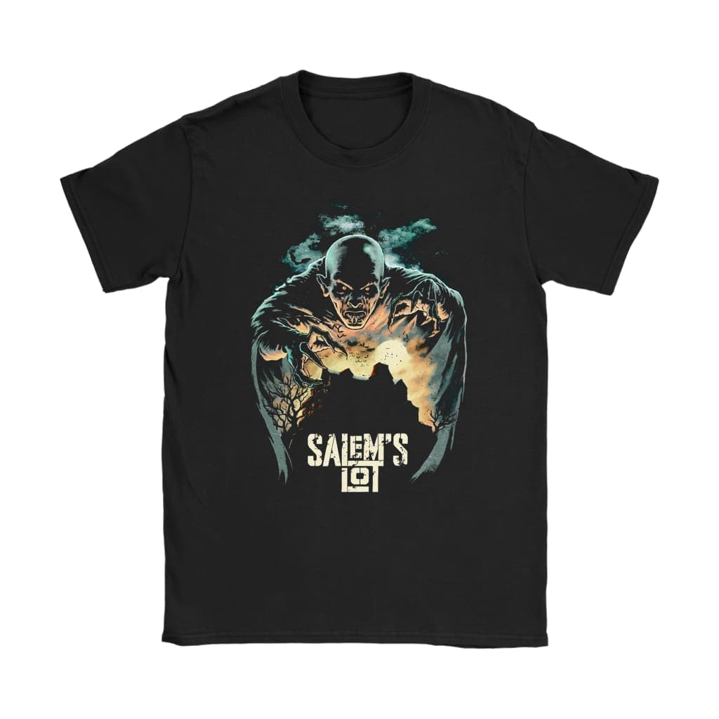 T-shirt Salems Lot Womens - T-shirt Gildan Womens / Μαύρο / S - T-shirt
