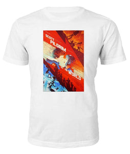 Scott Pilgrim vs. The World T-shirt - T-shirt