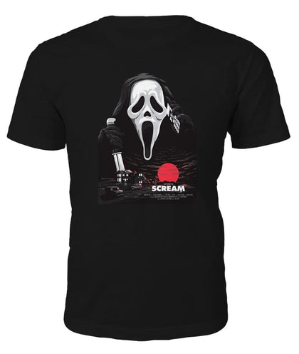 Scream T-shirt - T-shirt