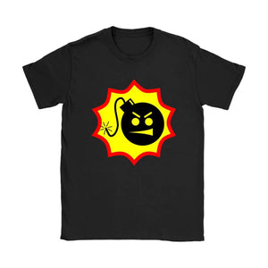 Serious Sam Womens T-shirt - Gildan Womens T-Shirt / Black / S - T-shirt