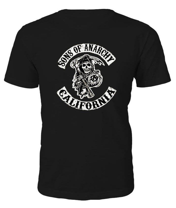 Sons of Anarchy T-shirts, Hoodies and Clothing