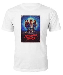 Stranger Things T-shirt - T-shirt