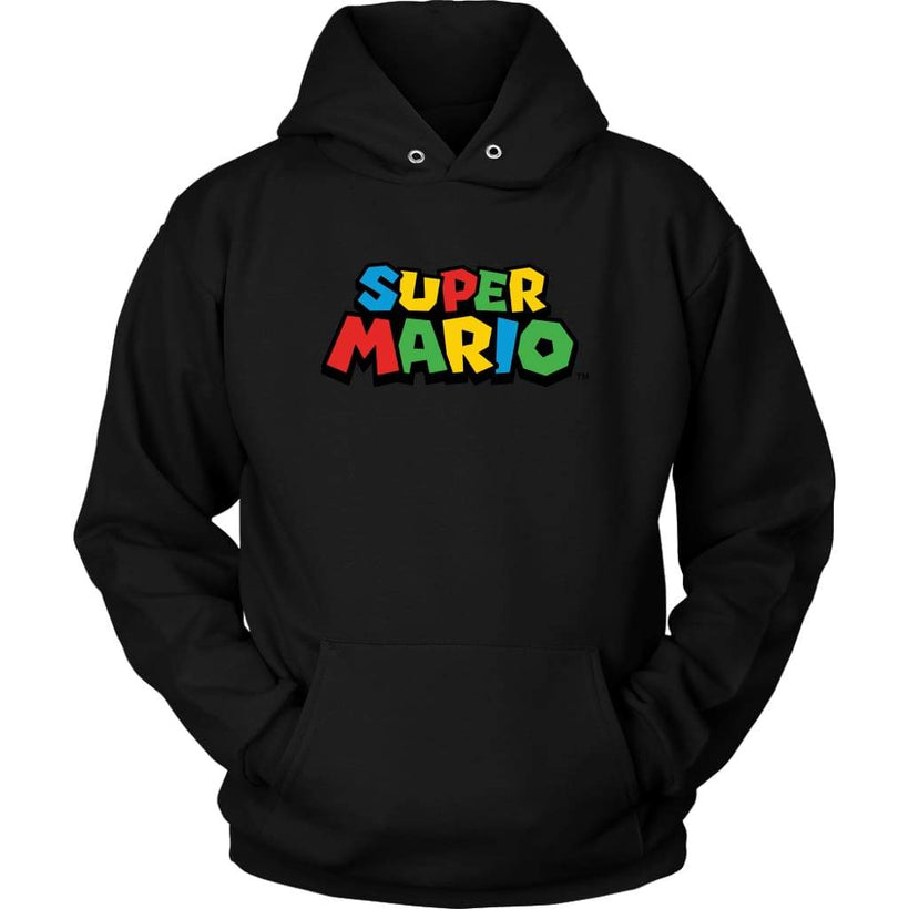 Super Mario T-shirts, Hoodies and Merchandise