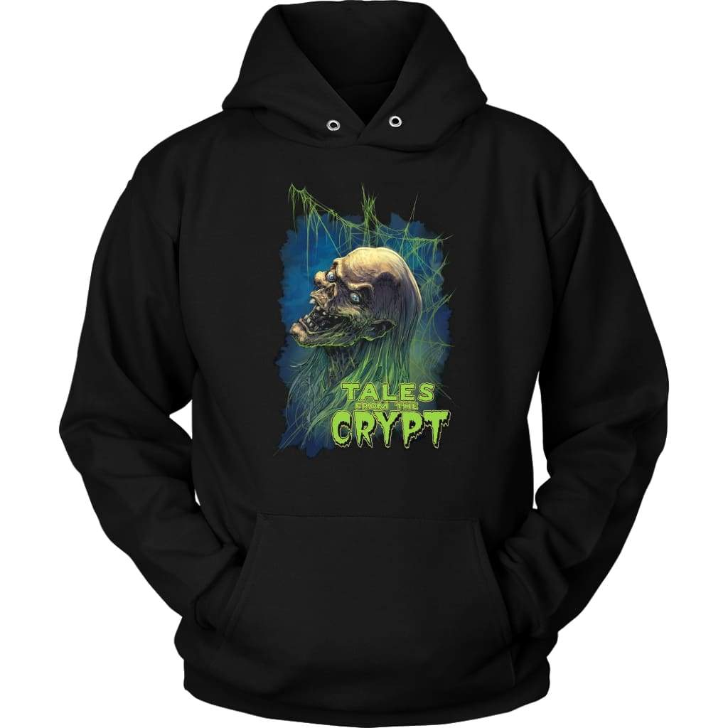 Tales from the Crypt Hoodie - Unisex dukseva / crna / S - majica