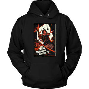 Texas Chainsaw Massacre Hoodie - Unisex Hoodie / Black / S - T-shirt