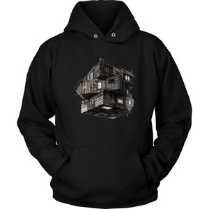 The Cabin in the Woods Hoodie - Unisex Hoodie / Black / S - T-shirt