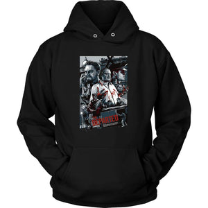 The Departed Hoodie - Unisex Hoodie / Black / S - T-shirt