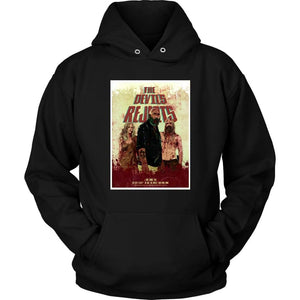 The Devils Rejects Hoodie - Unisex Hoodie / Black / S - T-shirt