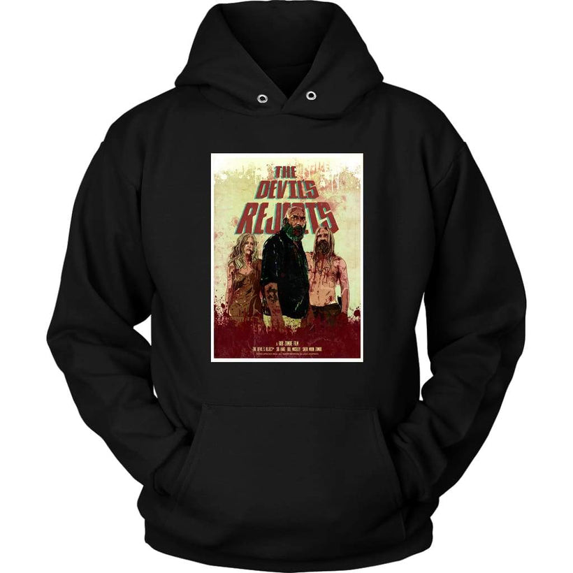 The Devil's Rejects T-shirts, Hoodies and Merchandise