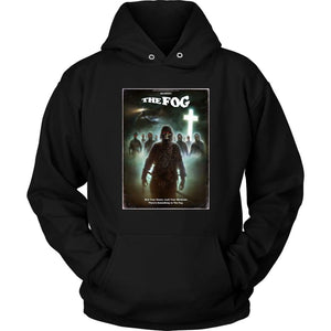 The Fog Hoodie - Unisex Hoodie / Black / S - T-shirt