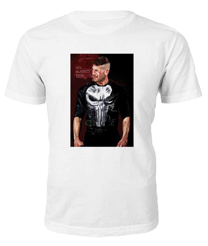 The Punisher Frank Castle T-shirt - T-shirt