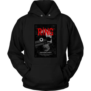 The Ring Hoodie - Unisex Hoodie / Black / S - T-shirt