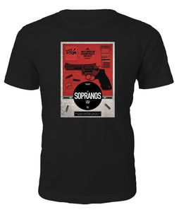 The Sopranos T-shirt - T-shirt