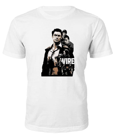 The Wire T-shirt - T-shirt