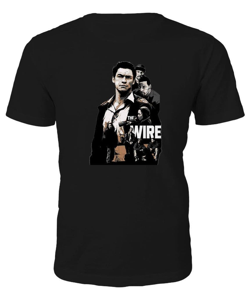 The Wire T-shirt - majica