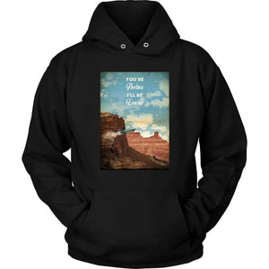 Thelma and Louise Hoodie - Unisex Hoodie / Black / S - T-shirt