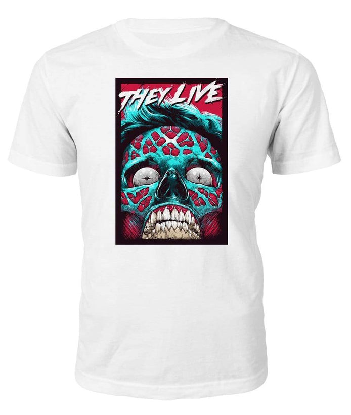 They Live T-shirts, Hoodies and Merchandise