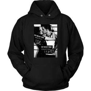 Twilight Hoodie - Unisex Hoodie / Black / S - T-shirt