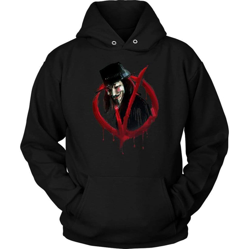V for Vendetta T-shirts, Hoodies and Merchandise