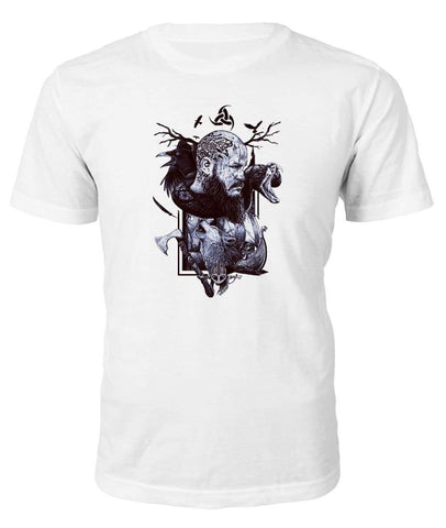 Vikings T-shirt - T-shirt