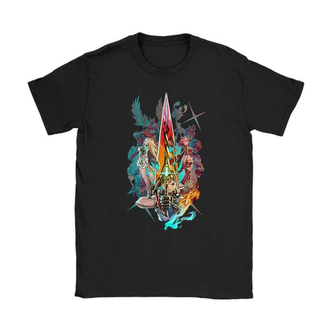 Xenoblade Chronicles 2 Women's T-shirt - Gildan Womens T-Shirt / Black / S - T-shirt