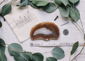 Premium Natural Agate suspend.it