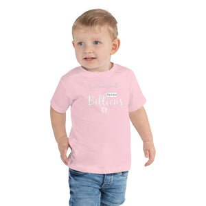 Toddler Think Billions Tee