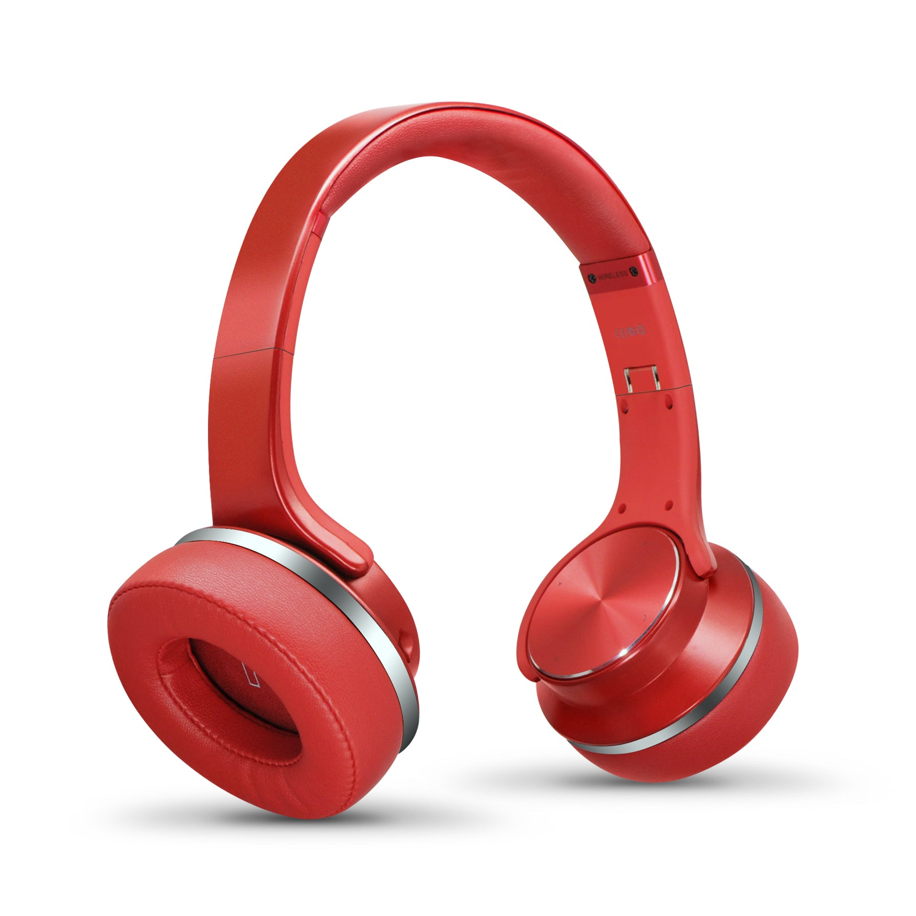 SODO MH5-RED Wireless Bluetooth Headphone with Speaker