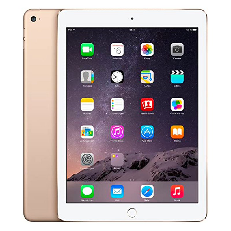 Apple iPad Air 2 rigenerato - 16GB, WI-FI - Oro