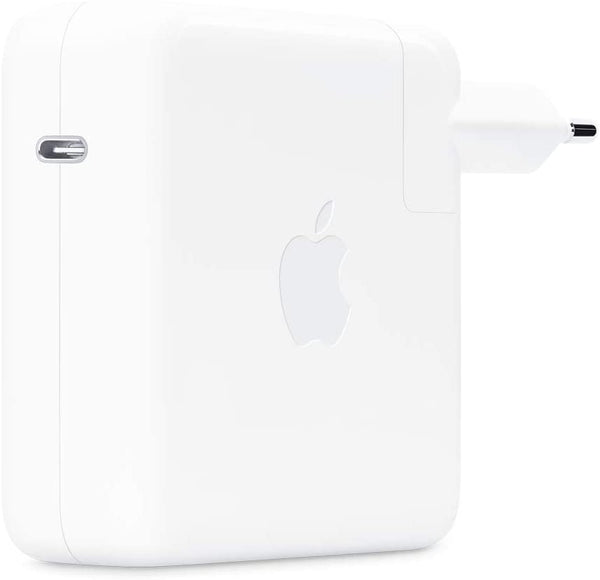 Alimentatore Apple originale USB‑C Da 87W Bianco